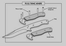 Ful Tang Knife