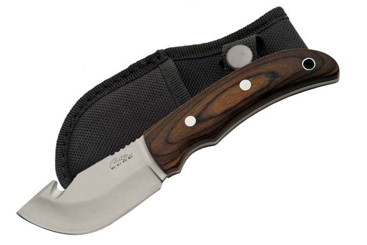 Fig 6 - Rite Edge Gut Hook Skinning Knife