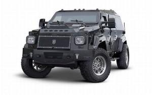 Strongest SUV