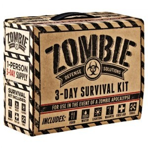 ZombieSurvival Kit