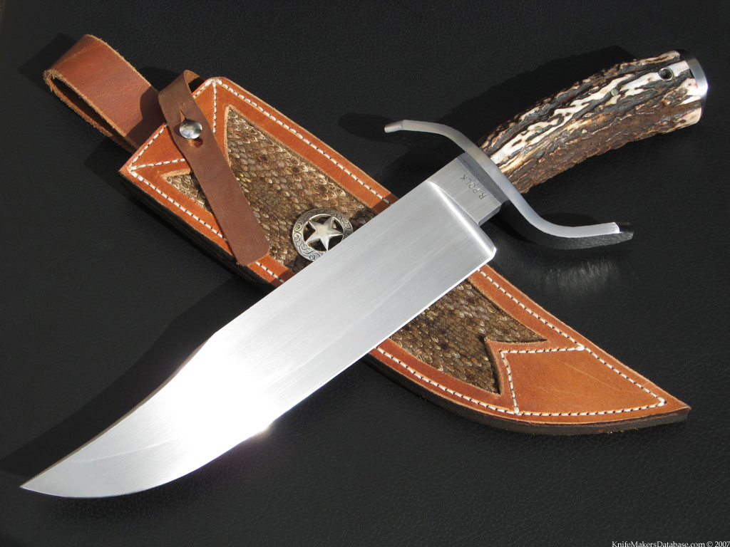 Bowie Survival Knife