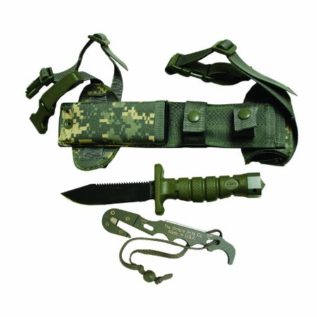 Ontario survival knife