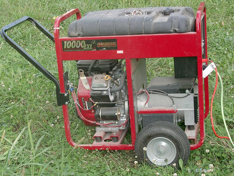 Portable_electrical_generator