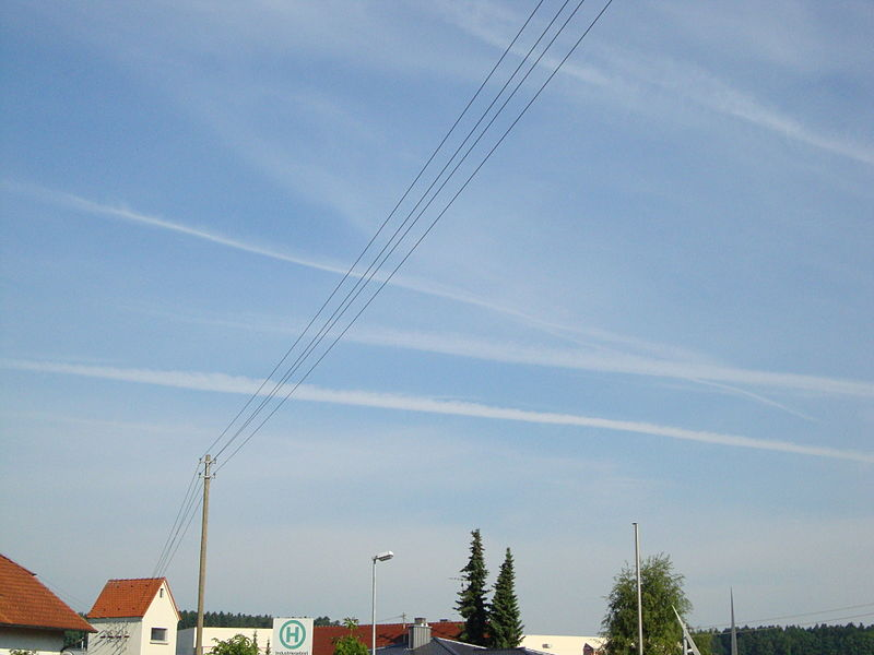 Chemtrails conspiricy