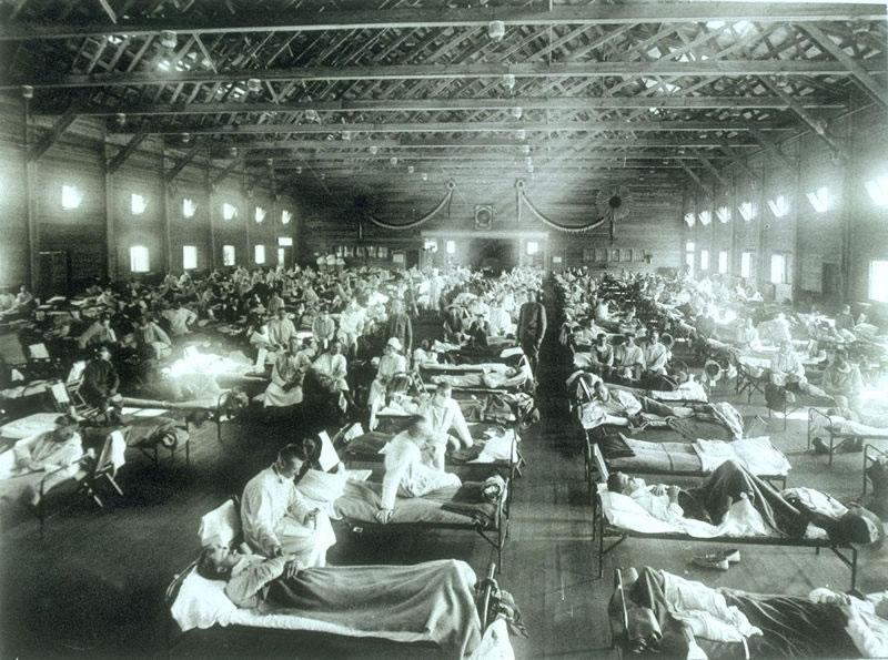 flue pandemic