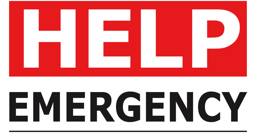 HelpEmergencyHomeSign