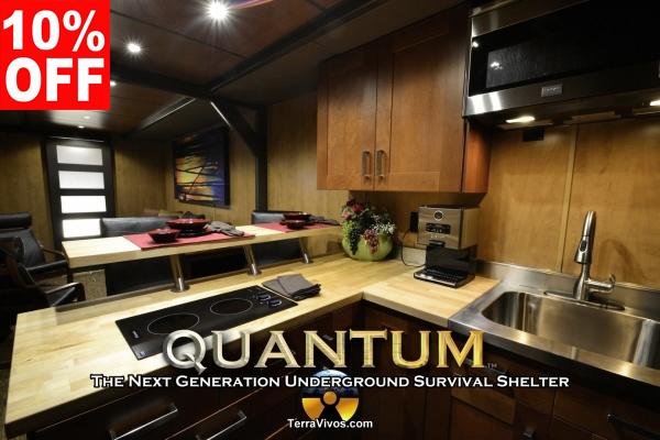 Vivos Quantum Shelter